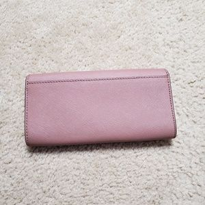 Michael Kors Bags - Michael Kors Dusty Rose Wallet